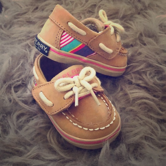 Sperry Shoes | Baby Girl Size Sperrys